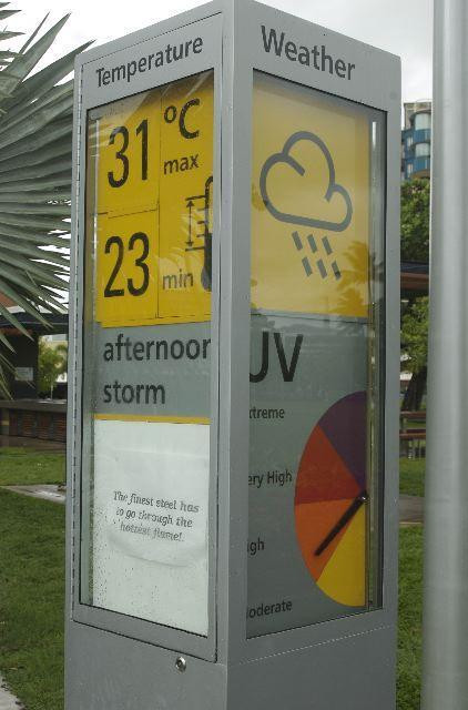 Cairns weather forecast