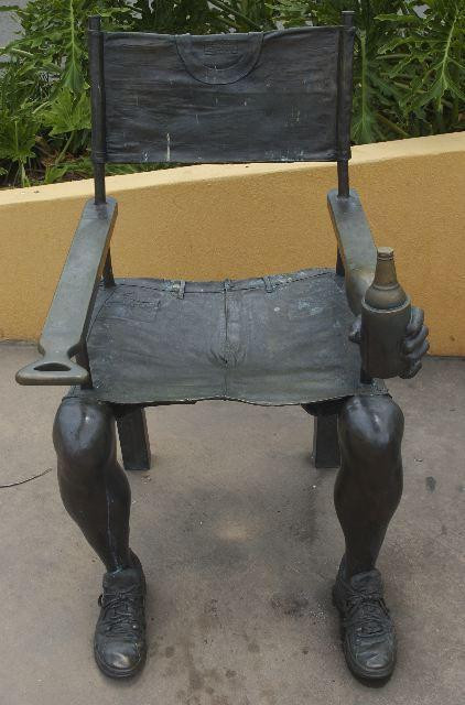 Men chair