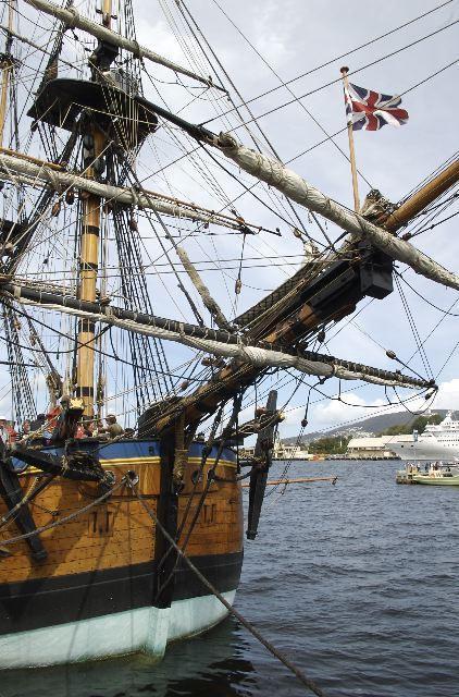 Wooden boat festival, Hobart
