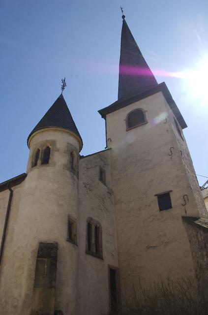 Diekirch old church