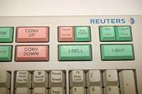 The trader's keyboard