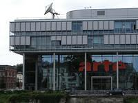 Strasbourg: arte TV headquarter