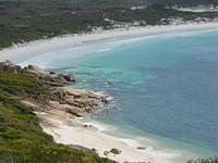 a beautiful idyllic beach in Cape Le Grand National Park