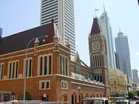Near the CBD, a new old fashion church