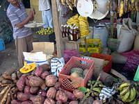 "Third day, we had a ""safari"" in the direction of Bayaguanatrip. We went through this market place in a village, perhap"