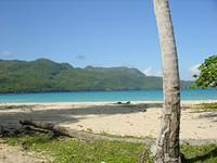 Once on the north of Samaná's Peninsula. Paradise was here. It was a cold winter in Europe at that moment....