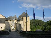 Bourglinster's castle.