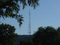 RTL TV transmitter in Dudelange